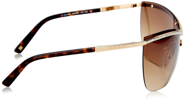 Escada - Gafas de sol Pantalla SES834S para mujer: Amazon.es ...