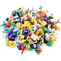 FAVTOY Island - 24 Piece Rubberized Pokemon Action Figure Set - Random Assortment from All Pokemon Generation