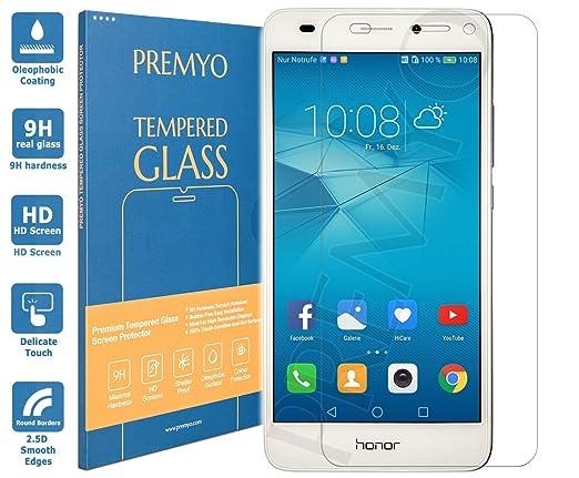 5 opinioni per PREMYO vetro temperato Honor 5C. Pellicola vetro temperato Honor 5C con una