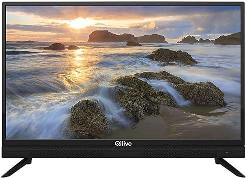 QILIVE Q32-009SB TV (80 cm) 100 Hz: Amazon.es: Electrónica