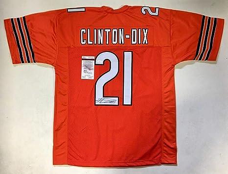 quality design fc364 aba08 Ha Ha Clinton-Dix Signed Jersey - PRO STYLE w COA #WPP500897 ...