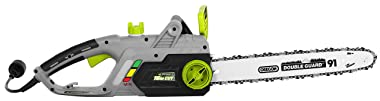 Earthwise CS33016 Corded Electric Chainsaw
