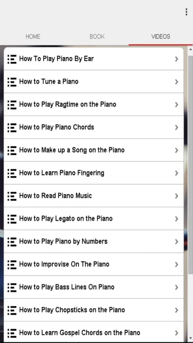 Amazon Easy Piano Tutorial The Fun And Fast Way To Learn