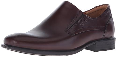 5c59c911f2 ECCO Men's Cairo Apron Toe Slip-On