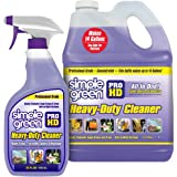 """Pro HD""""Purple"""" Concentrated Cleaner & Degreaser - Heavy Duty, Professional, Automotive, Restaurant, Grills, Ovens (32 oz Spra"""