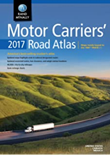 Federal motor carrier safety regulations pocketbook 9781602875944 rand mcnally 2017 motor carriers road atlas rand mcnally motor carriers road atlas fandeluxe Image collections