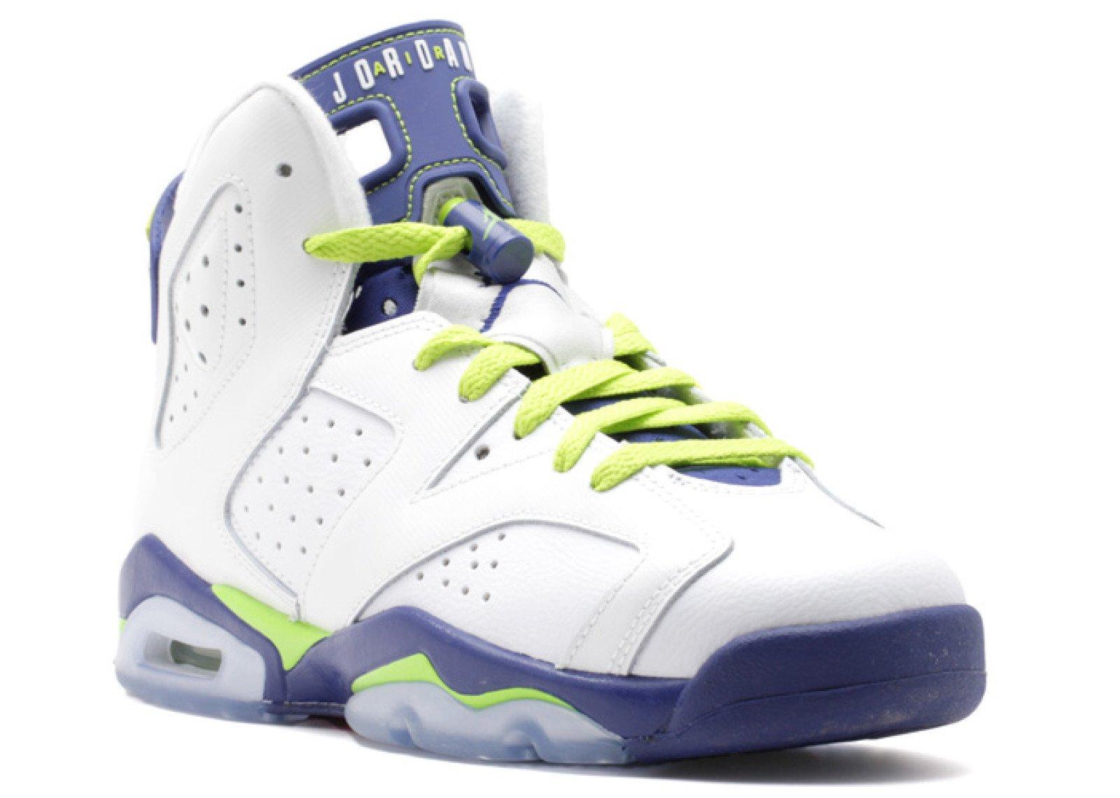 Air Jordan 6 Retro (Gs) Big Kids Style: 543390-108 Size: 6.5