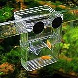 Petzilla PBI-1 Aquarium Fish Breeder Box for Hatchery