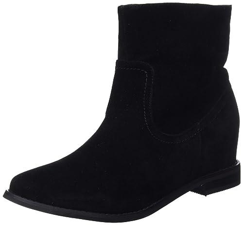 73e749ee9 oodji Ultra Mujer Botas de Ante Sintético  Amazon.es  Zapatos y complementos