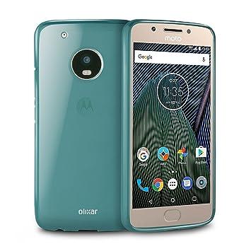 acf4c638787 Olixar Motorola Moto G5 Gel Case - Flexible Slim  Amazon.co.uk  Electronics