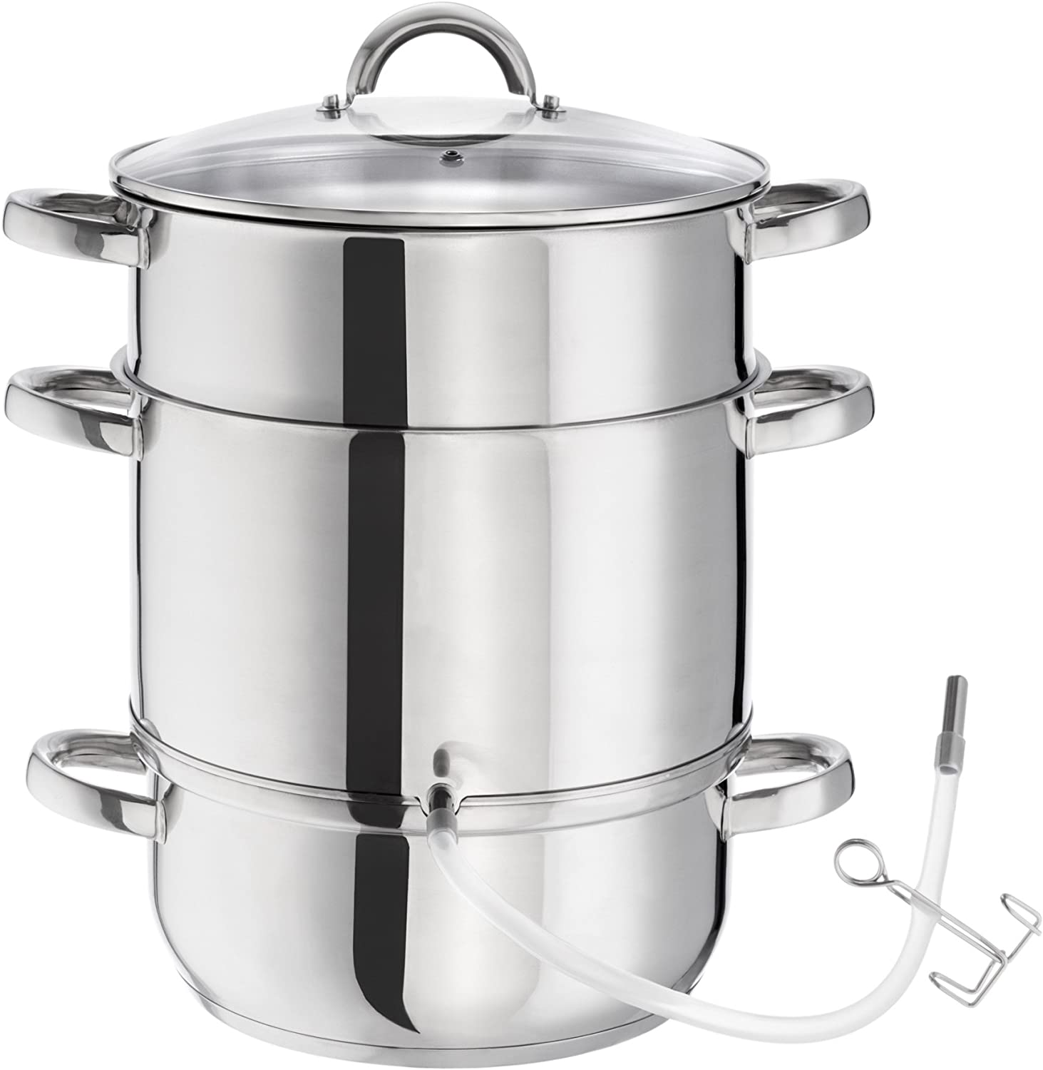 Torrex® 30280 steam juicer Stainless