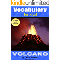 Vocabulary for Kids!: Volcano (English Edition)