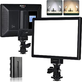 VILTROX L116T 3300K-5600K LED RA CRI95 Slim LED Light Panel