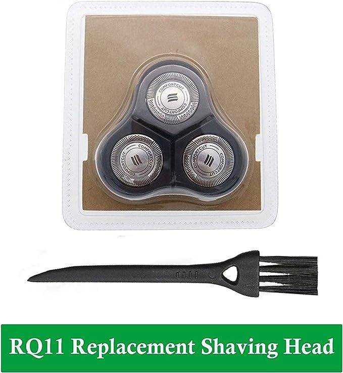 RQ11 Cabezales de Afeitado para Philips Norelco RQ11 Sensotouch 2D ...