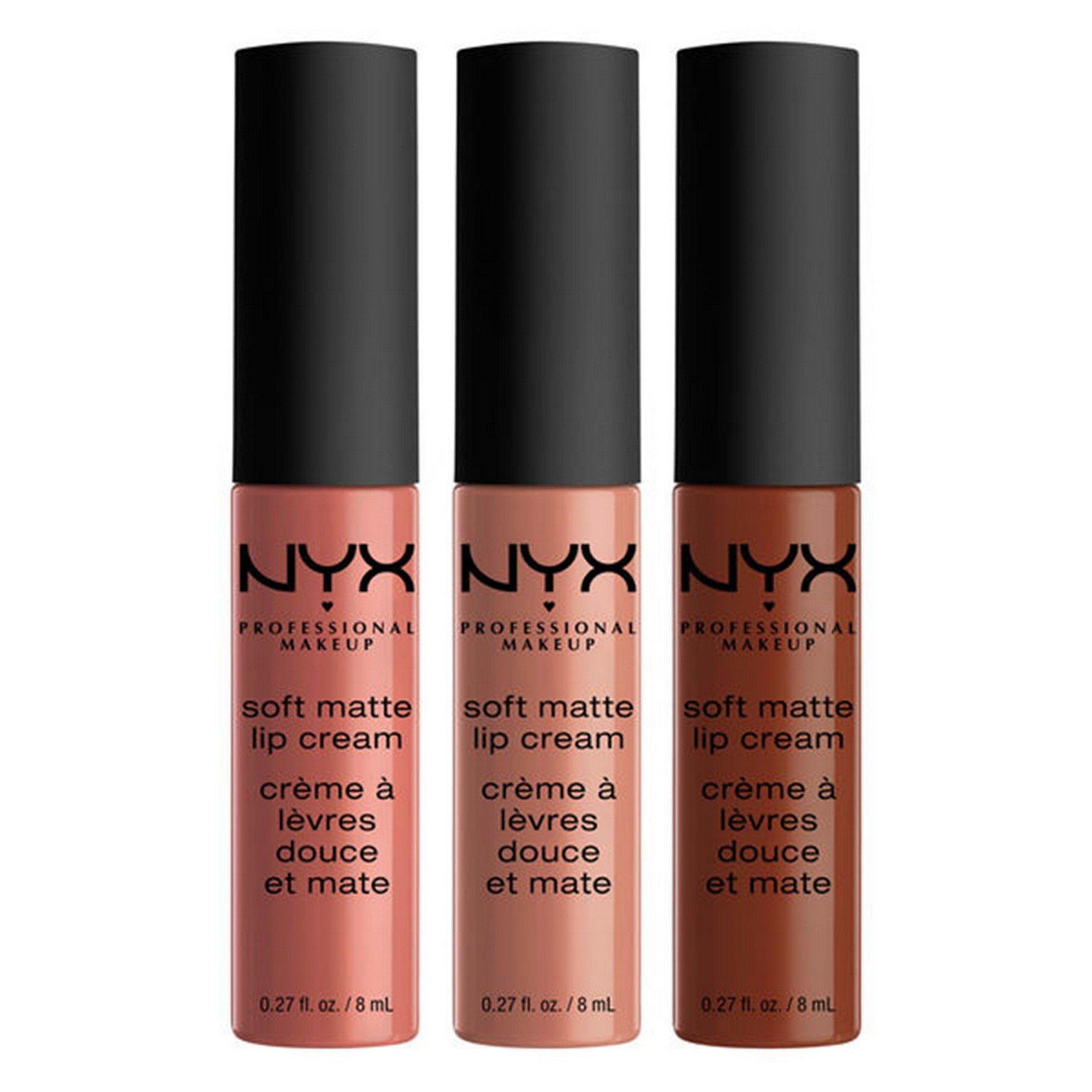 NYX PROFESSIONAL MAKEUP Soft Matte Lip Cream Set No. 13