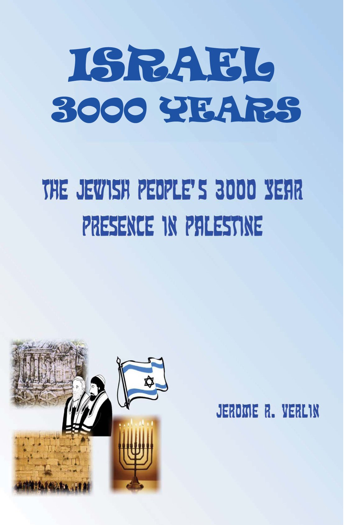 Download Israel 3000 Years pdf epub