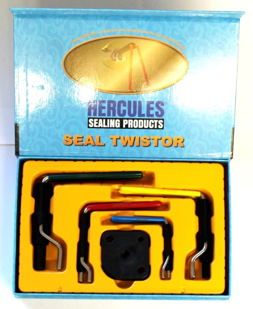IT TOOL SET-A - SealTool Seal Twistor 5 piece hydraulic seal installation tool kit by Generic
