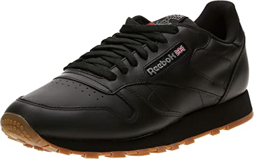 buy good the cheapest classic Amazon.com | Reebok Classic Leather, Boys' Gymnastics Shoes | Running