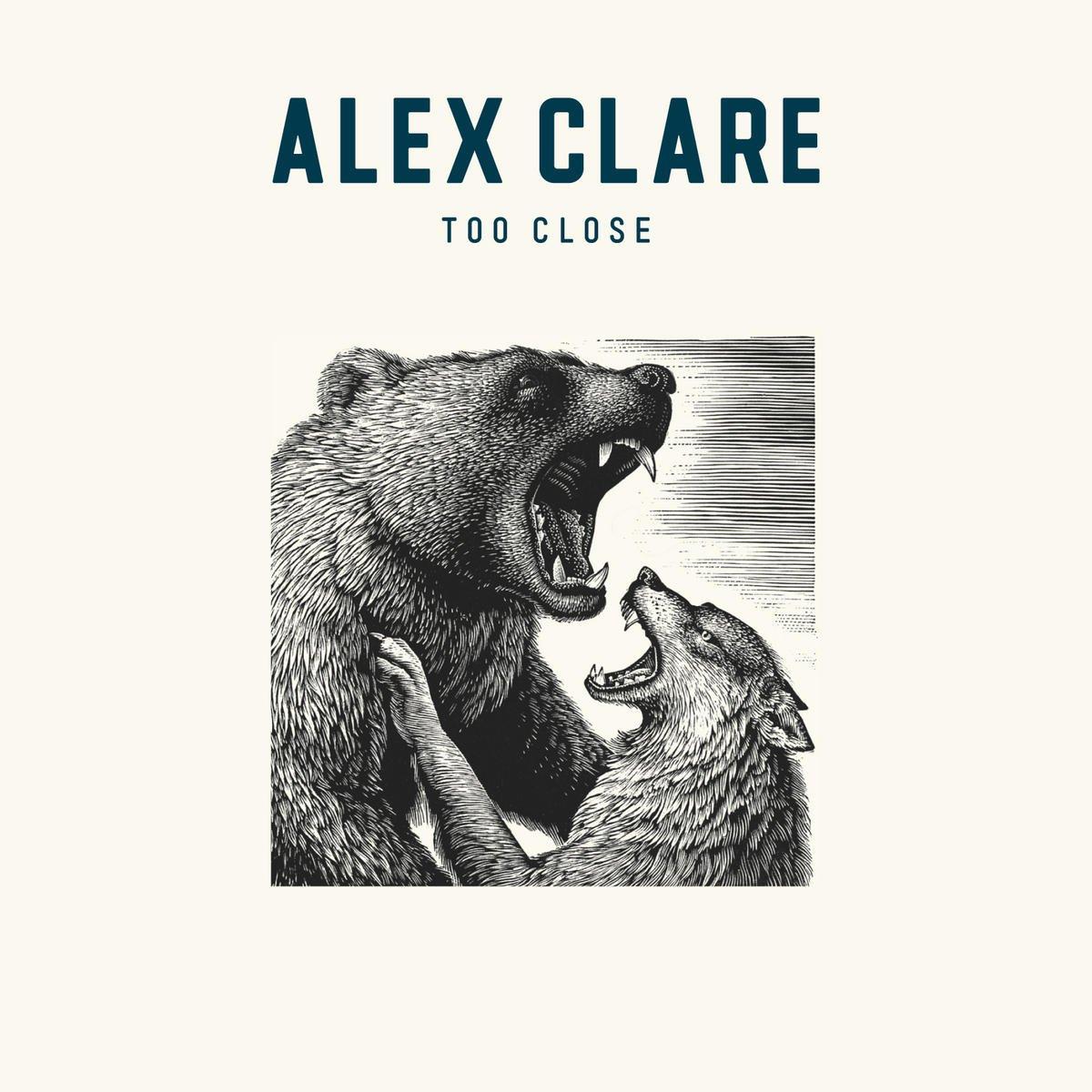 Alex Clare – Too Close (single cover art)