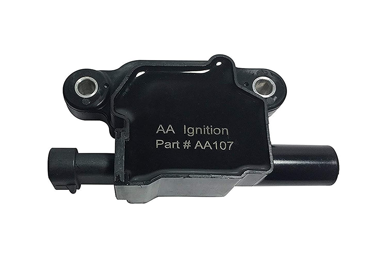 Ignition Coil Pack - Replaces GM 12570616 ACDelco D510C - Fits Cadillac,  Chevrolet, GMC, Pontiac 5 3L, 6 0L V8 - G8, Grand Prix, H3, Tahoe, Yukon,