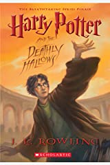 Harry Potter and the Deathly Hallows (Book 7) Paperback