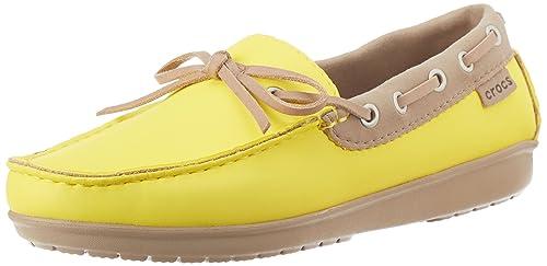 acfdb38ce Crocs Womens Wrap ColorLite Loafer Shoes