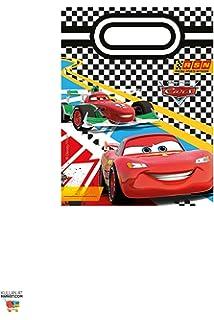 Disney Amscan Partytüten Mit Sportwagenmotiven, Partyzubehör