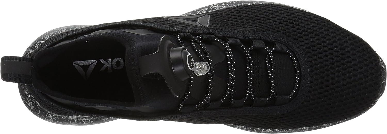 Reebok Mens Pump Plus Night Sneaker
