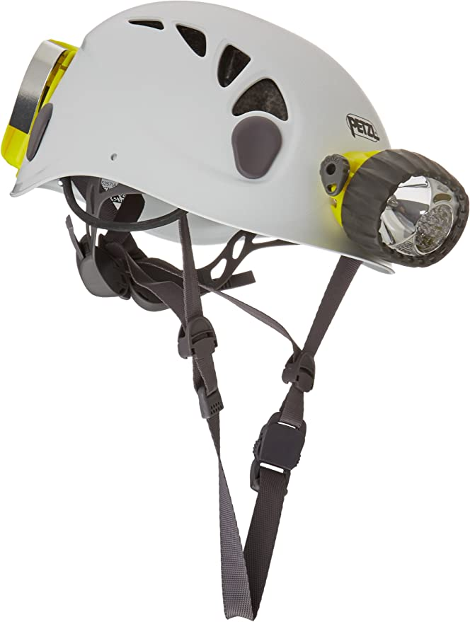 Petzl spelios Casco con Linterna Frontal integrada 2