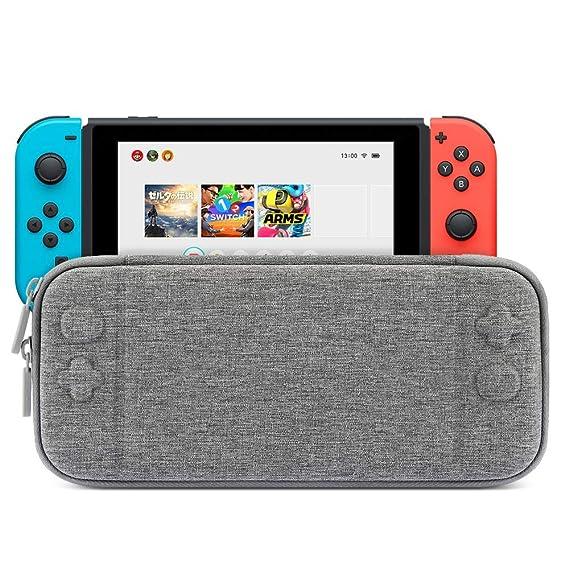 Amazon.com: Etmury - Funda rígida para Nintendo Switch ...