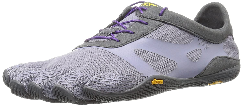 Vibram Women's KSO Evo Running Shoe B01H8OGFBI 36 EU/6 -6.5 M US|Lavender/Purple