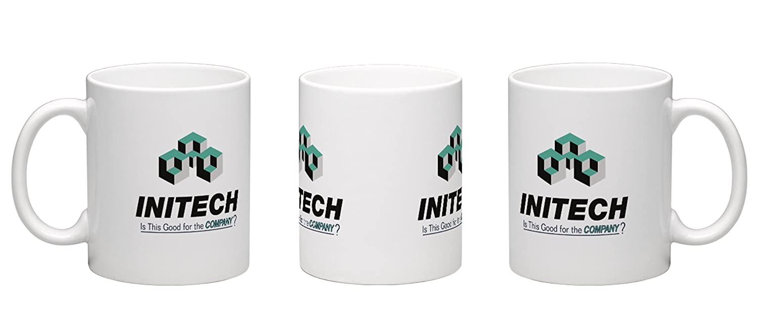 Amazon Com Bill Lumbergh S 11 Oz Initech Mug Inspired By Office