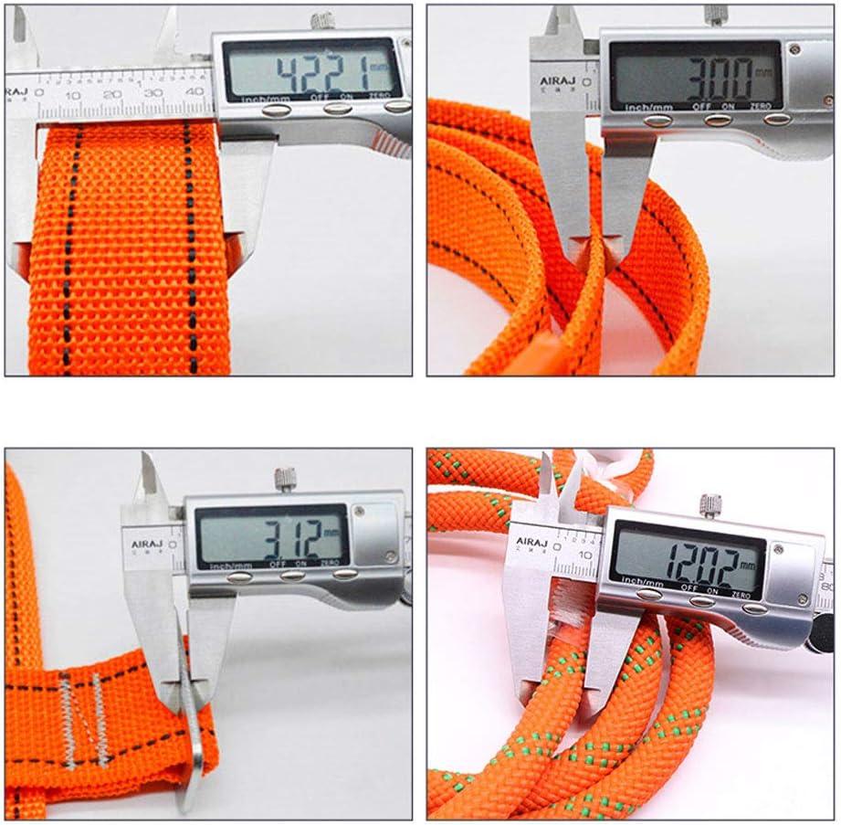 MFZTQ Kit De Harnais De S/éCurit/é Antichute,Half Body Single Hook Harnais De Securite Anti Chutes Rope Length 5m