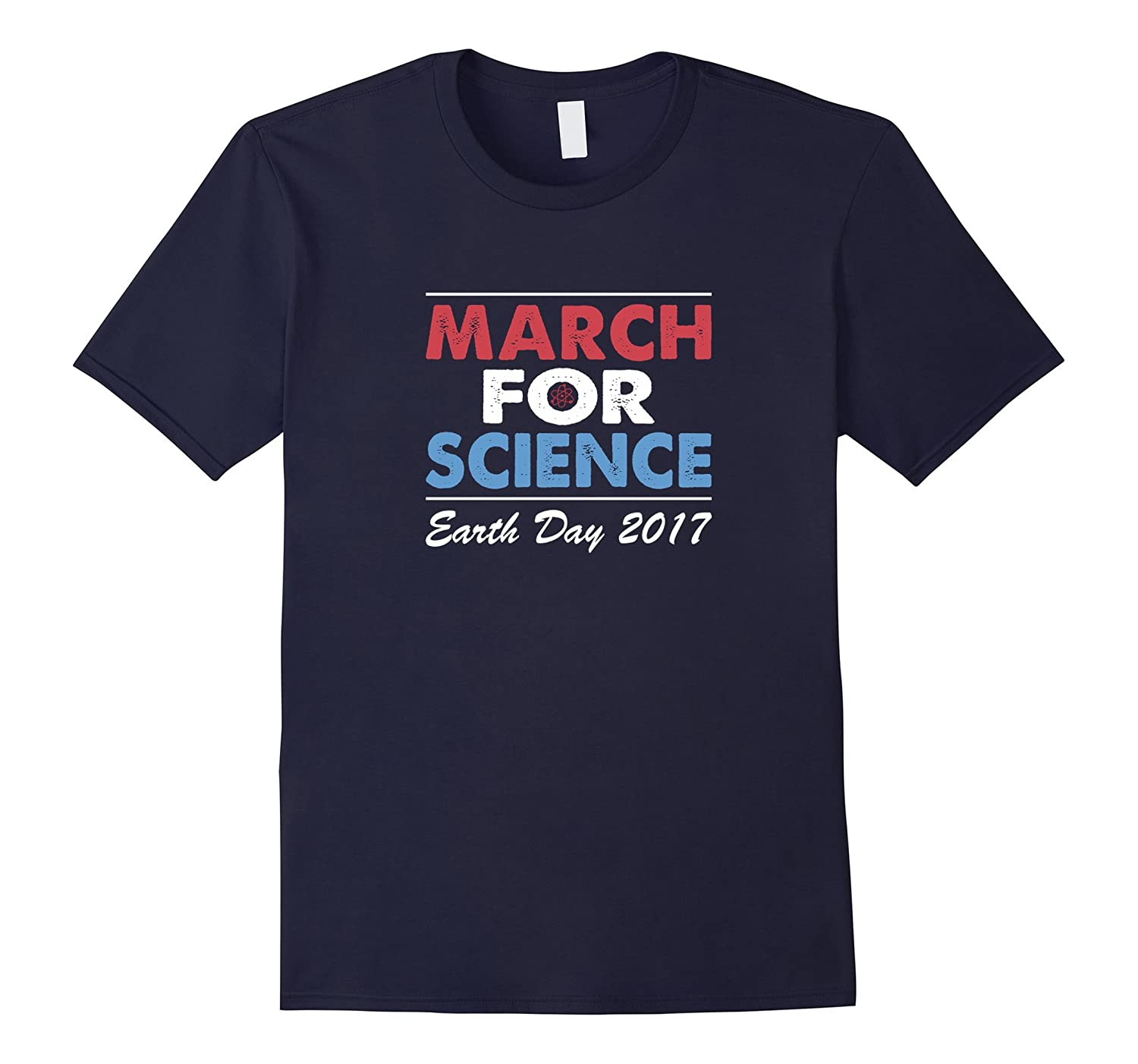 March For Science - Earth Day 2017 - T-shirt-TD