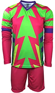 Brody Jorge Campos Goalkeeper Set Jersey and Shorts