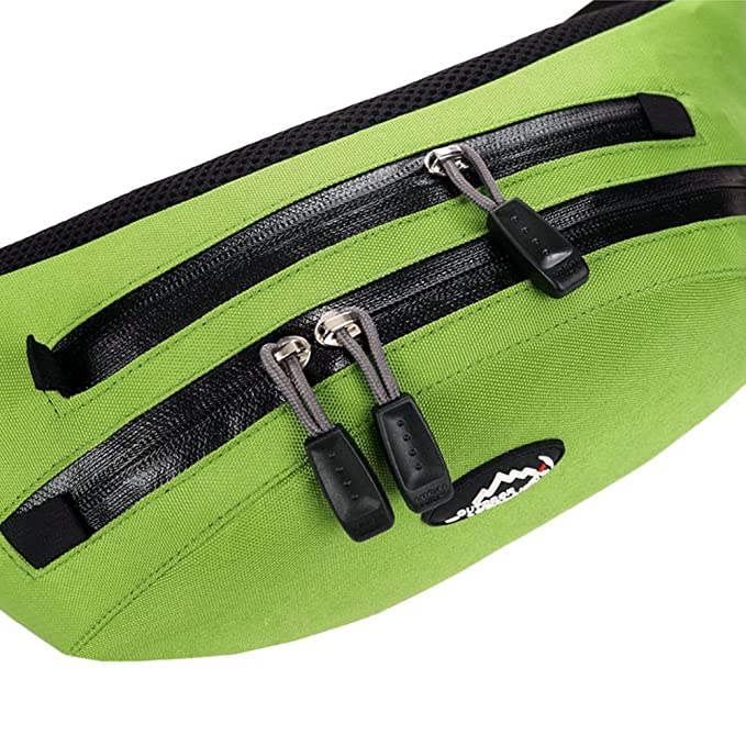 bdb7c9658ccd Amazon.com : Meanhoo Extreme Waterproof Fanny Pack for unisex with ...