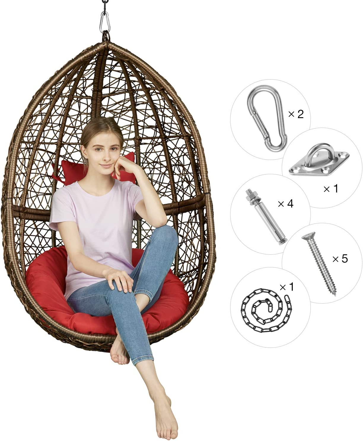 10 Best Hanging Egg Chair Reviews Top Picks Of 2020