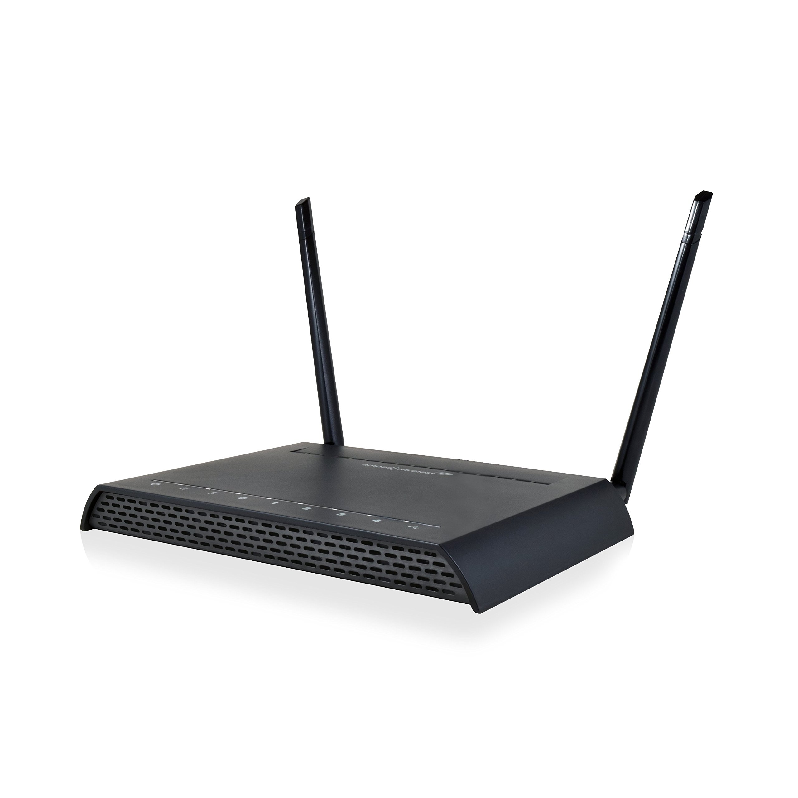 Amped Wireless High Power 800mW AC1200 Wi-Fi Router (RTA1200)