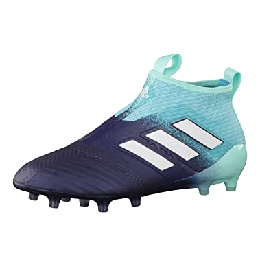 outlet store 87d25 61b63 adidas Herren ACE 17+ PURECONTROL FG Fitnessschuhe Mehrfarbig  (AqueneFtwblaTinley)