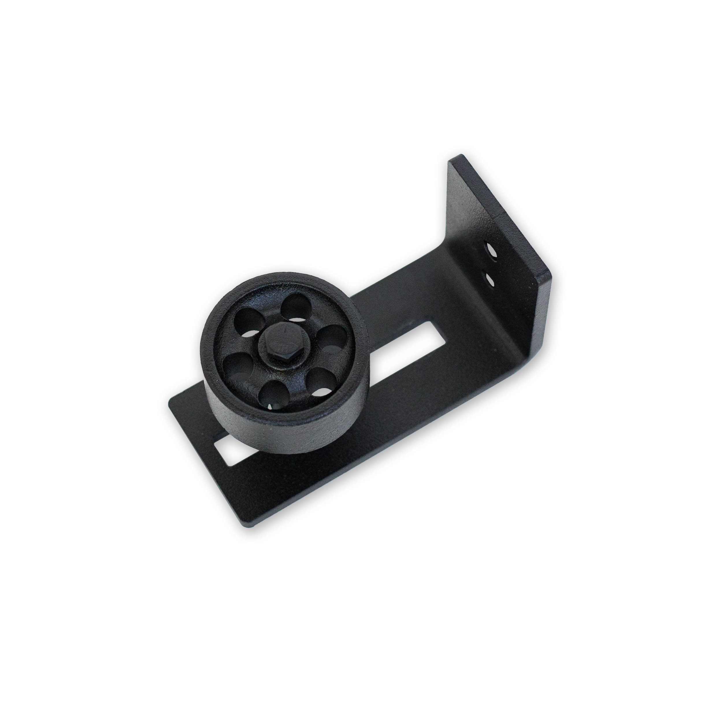 Powder Coated Bottom Guide Stay Roller for Barn Door Hardware