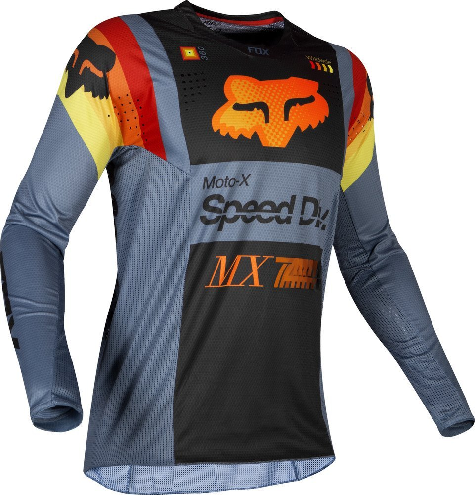 Amazon.com: Fox Racing 2019 360 MURC Jersey and Pants Combo ...