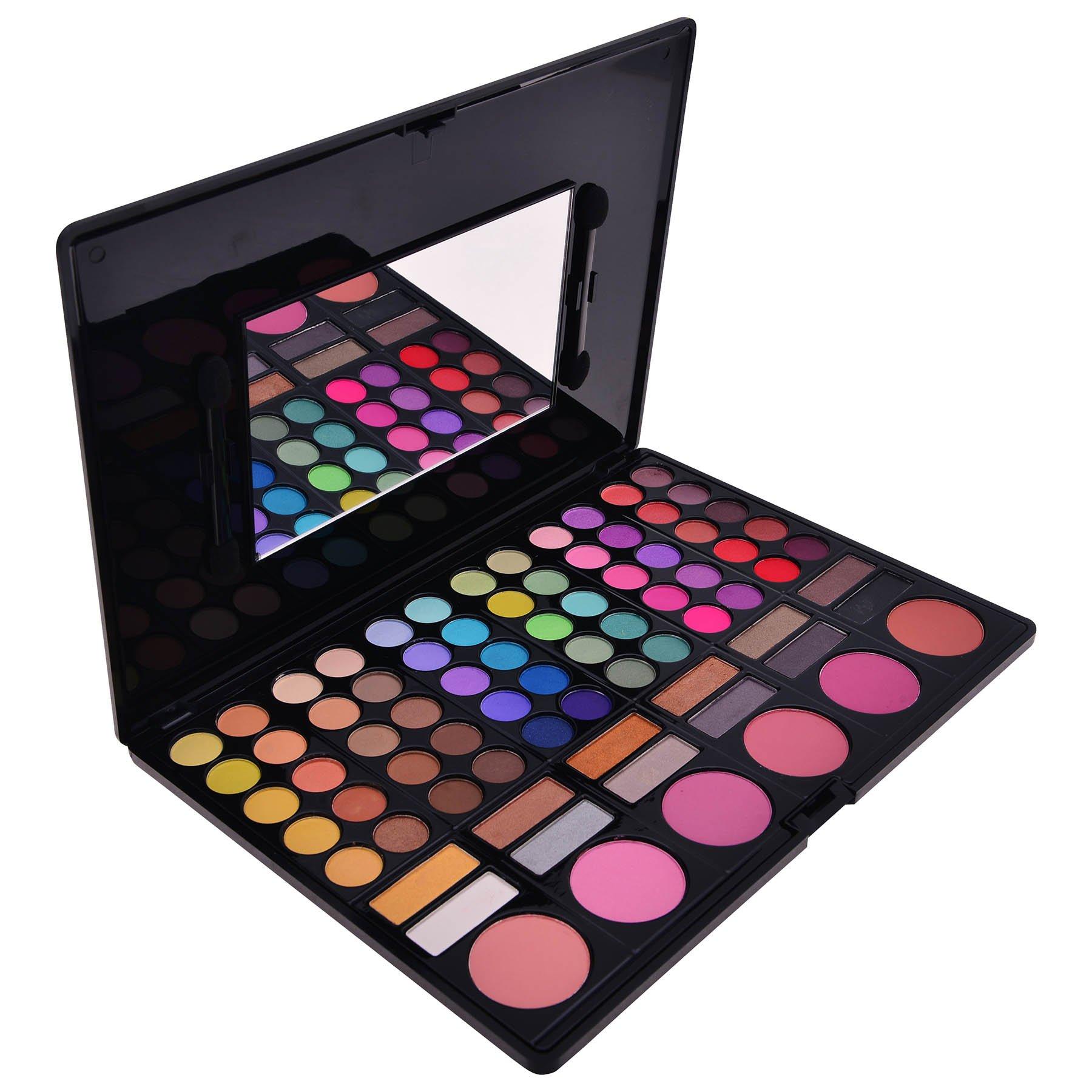 SHANY Cosmetics SHANY Natural Fusion Eyeshadow Palette 88