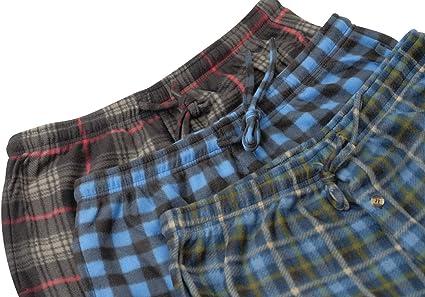 iClosam Pantalones Pijama Hombre 100/% Algod/ón Cortos Pantalones Casuales de Cintura El/ástica Ajustable C/ómodo y Transpirable S-XXL