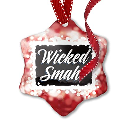 Wicken Christmas.Amazon Com Neonblond Christmas Ornament Classic Design