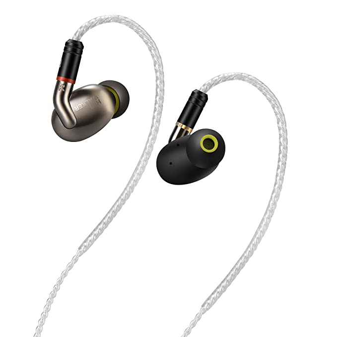 Amazon.com: HIFI WALKER A7 Plus Triple Driver High Resolution Earphone Earbuds Headphones Headset with microphone, remote control, remote cable, ...