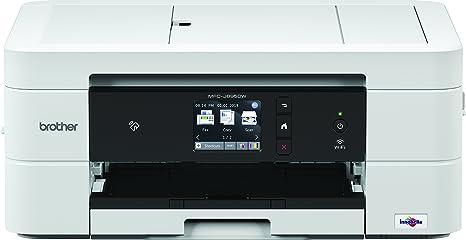 Brother MFCJ895DW - Equipo multifunción de Tinta A4 con fax, impresión dúplex y NFC (Pantalla táctil de 2.7