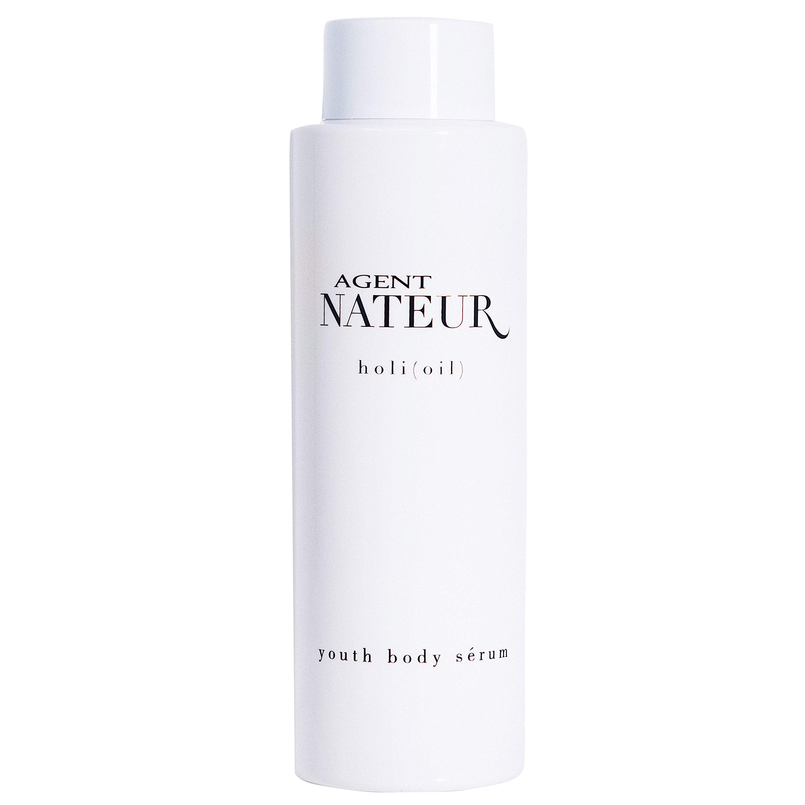 Agent Nateur HOLI (OIL) YOUTH BODY SERUM Anti Cellulite Moisturizer Body Oil for Firm Skin 250ml
