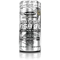 MuscleTech Essential Series Platinum Fish Oil - 100 Capsules