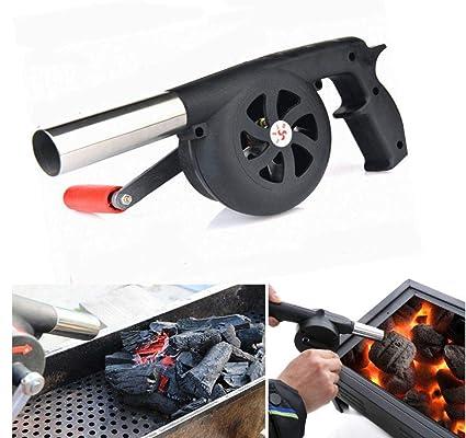 Amazon.com: Superjune - Parrilla de ventilador para barbacoa ...