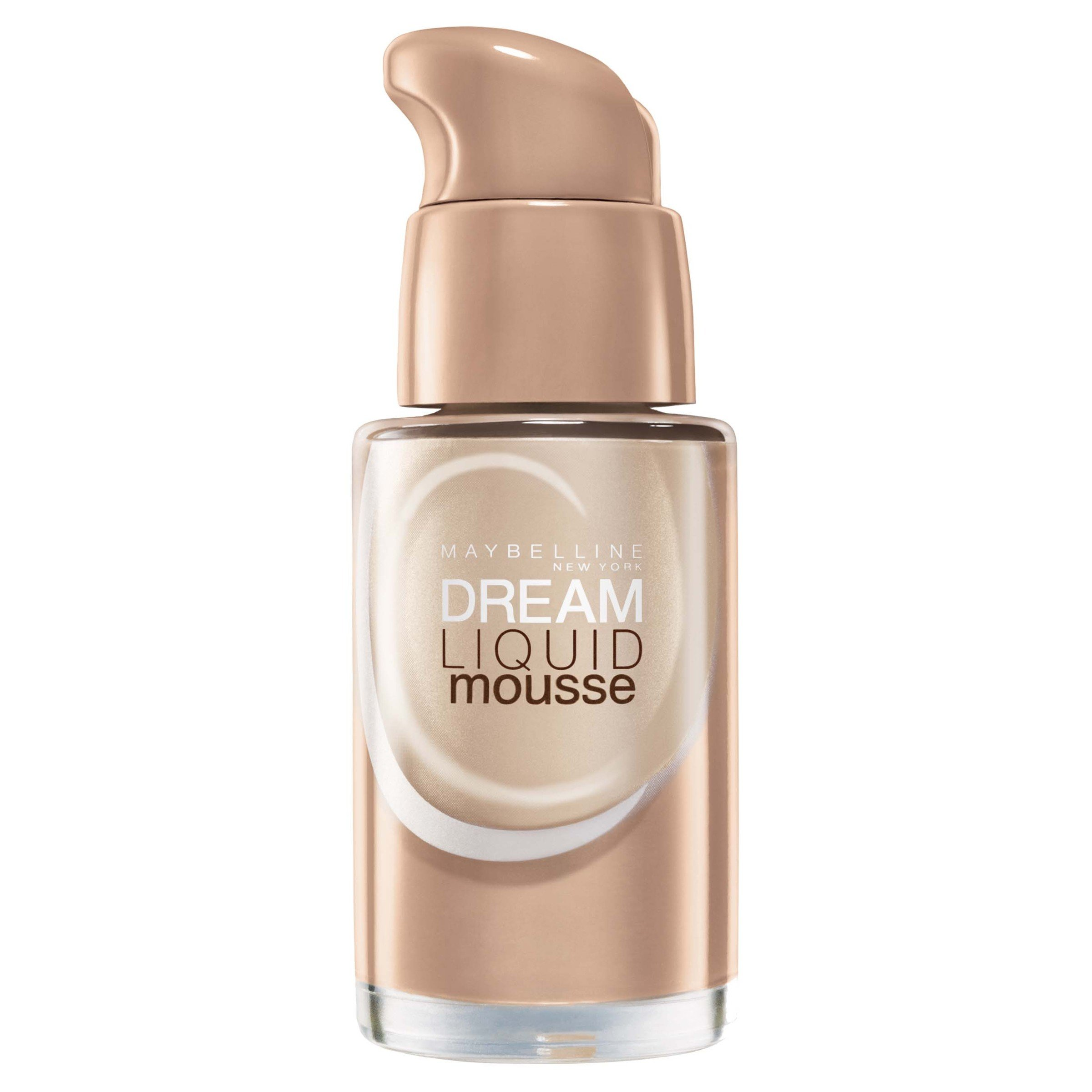 Maybelline New York Dream Liquid Mousse Foundation, Porcelain Ivory, 1 fl. oz.(Packaging May Vary)